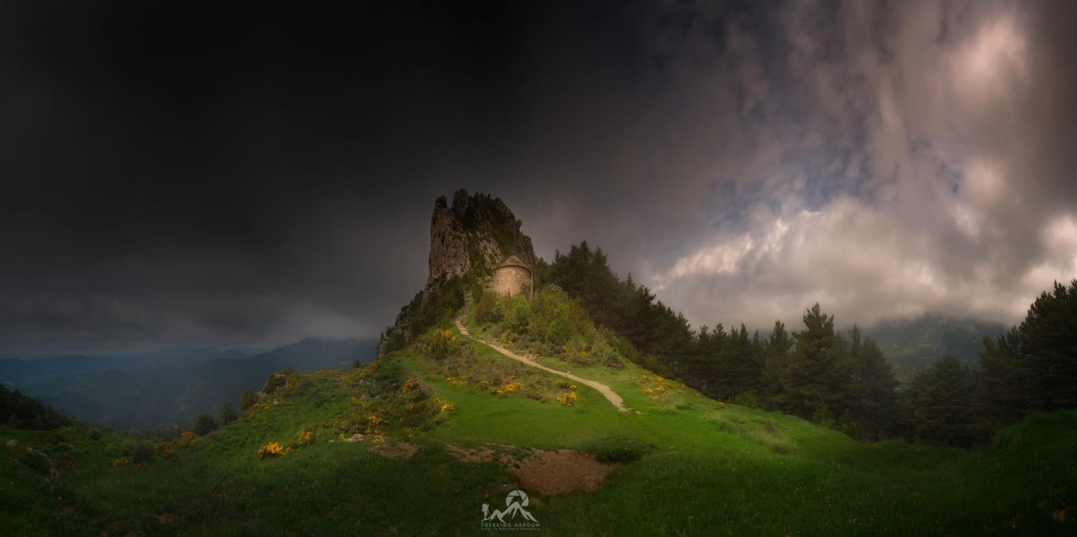 Fotografía ermitas Pirineo
