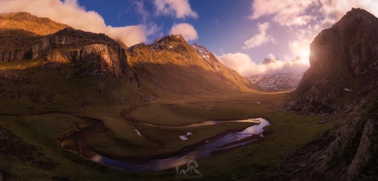 Agua Tuerta. Actividades de Fotografía en el Pirineo