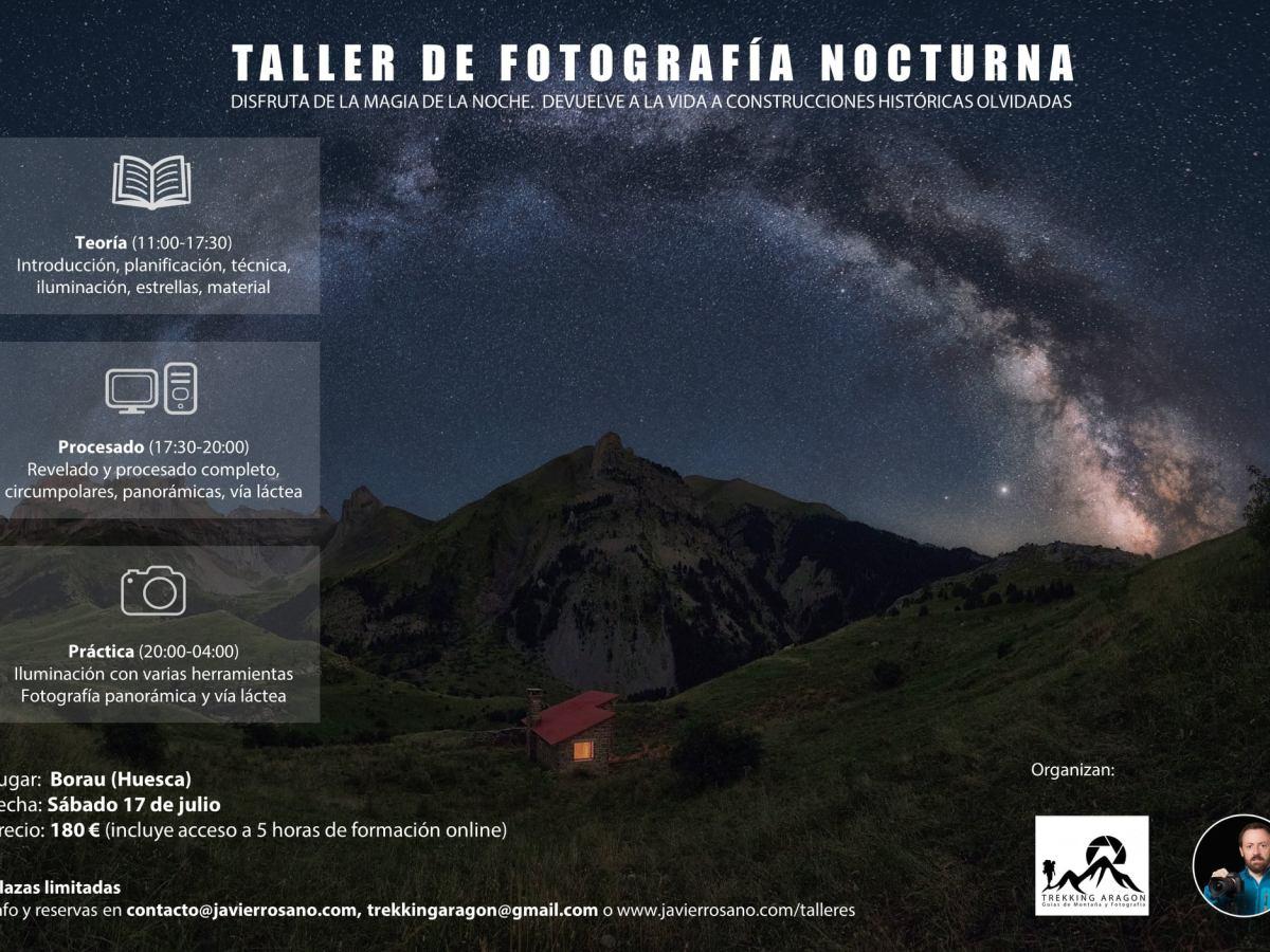 Taller fotografía pirineos