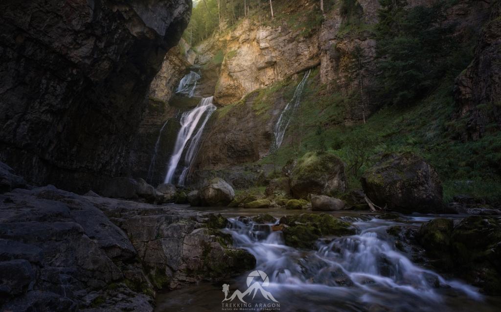 Cascada Estrecho Ordesa